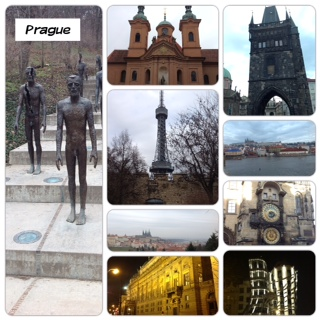 Holiday-Prague