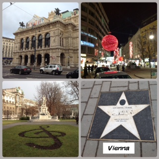 Holiday-Vienna